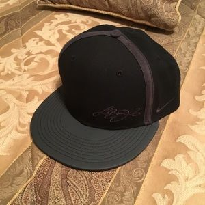 LeBron James Nike hat